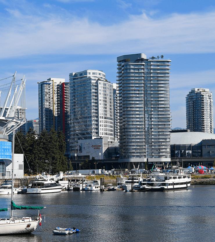 Vancouver Skyline Thumbnail