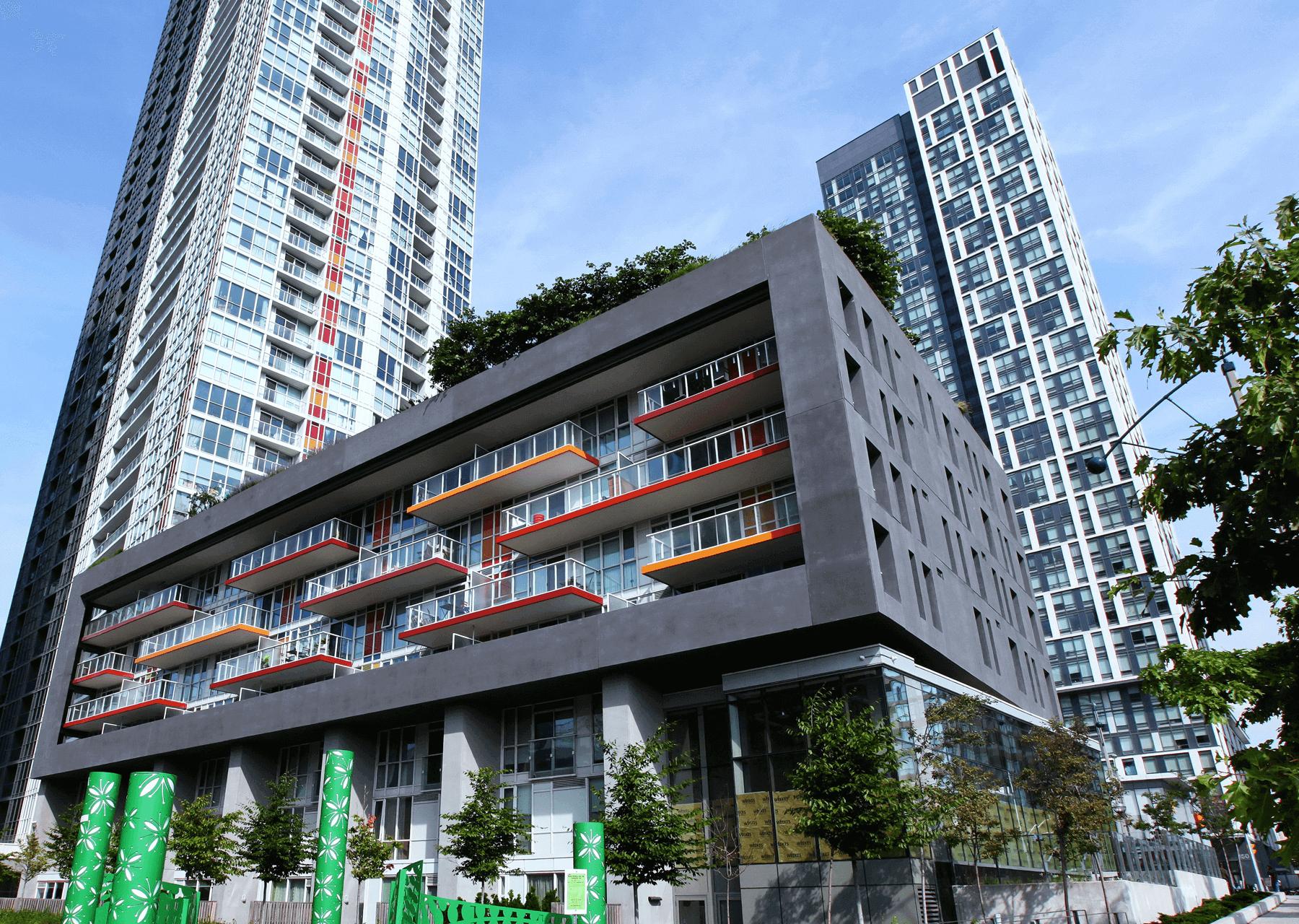 Concord City Building
