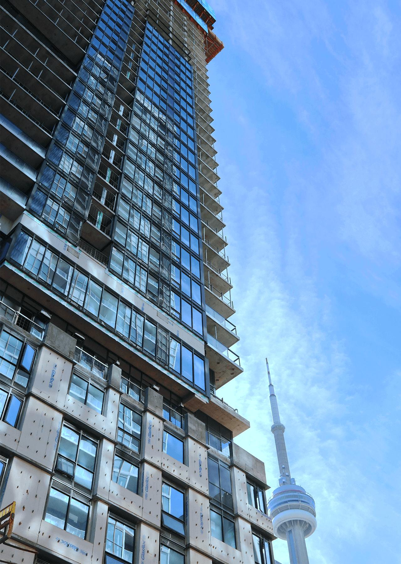 King Blue building