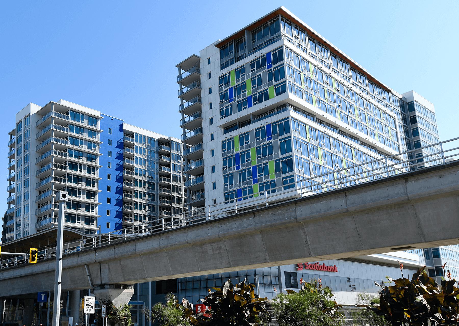 The Mandarin residence