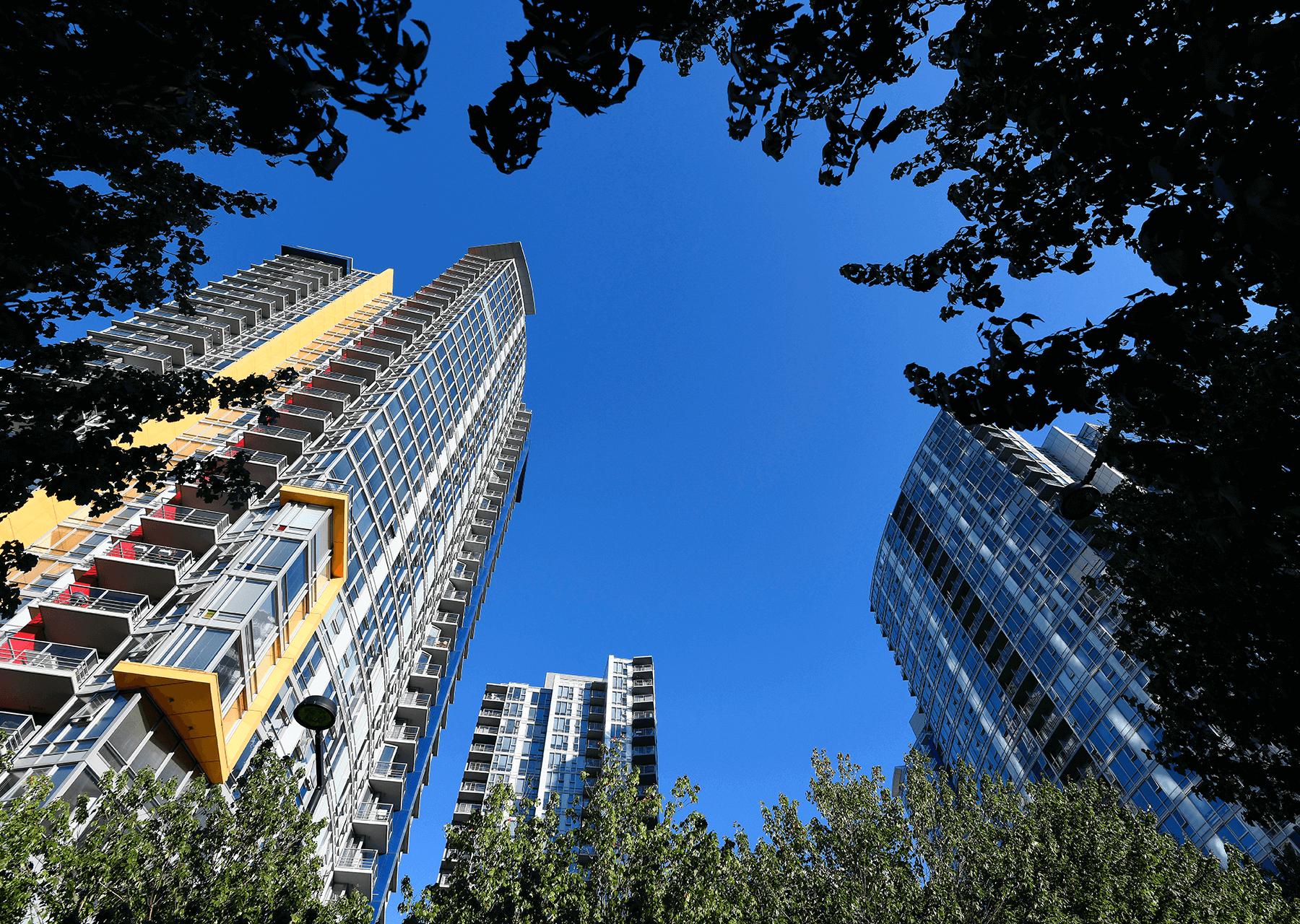 Spectrum Towers Building