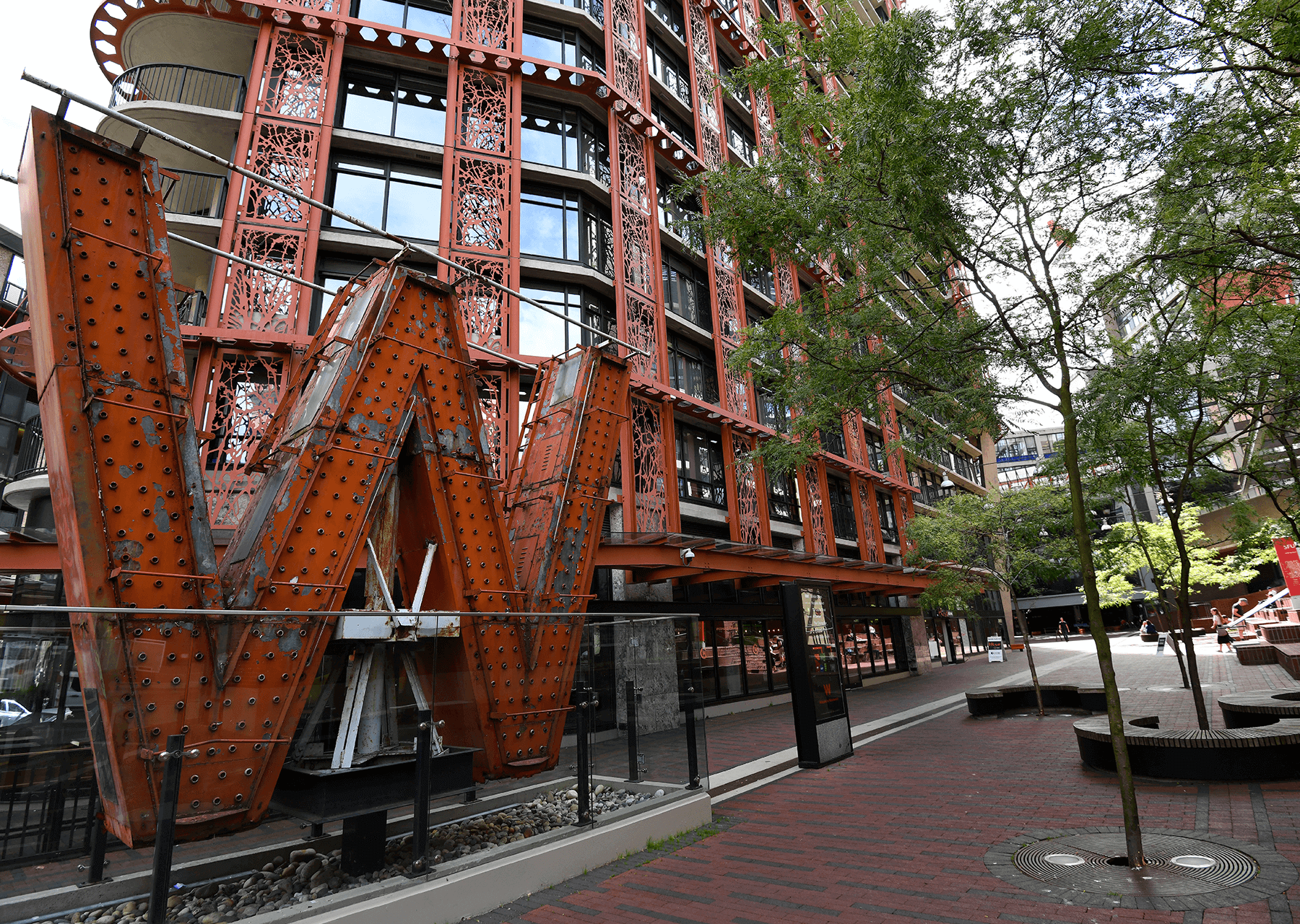 Woodwards Vancouver Building