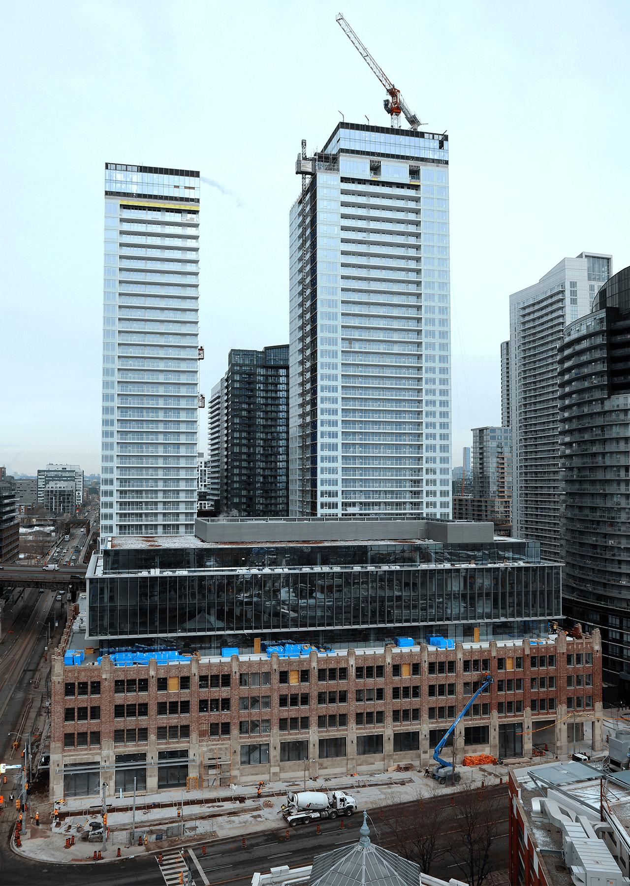 Block 8 Building