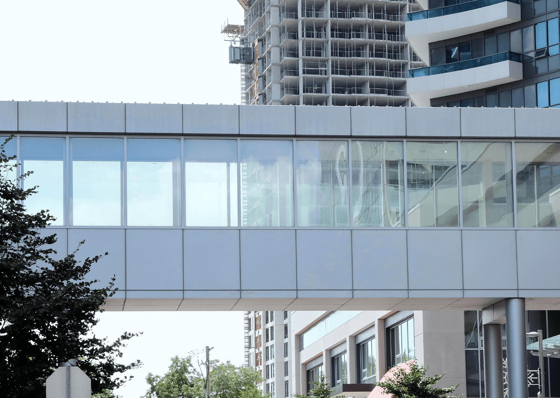World on Yonge building